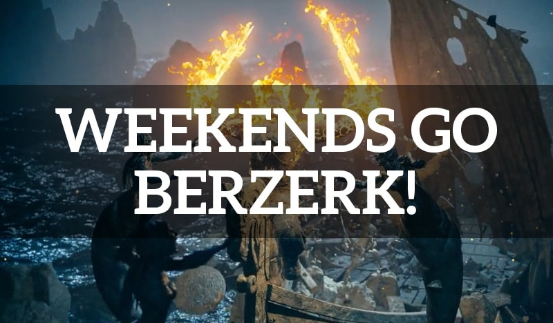 weekends go berzerk coolbet vikings kampanja