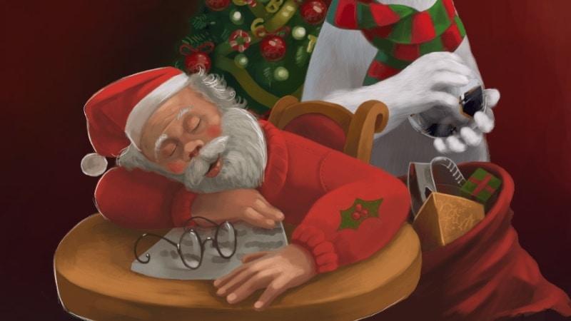 Coolbetin joulukalenteri