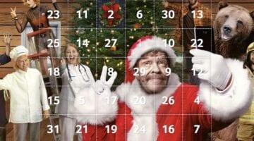 Kolikkopelit tarjoilee Veskun joulukalenterin – tarjolla tarjouksia joka päivä