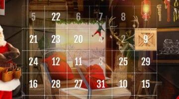 Bonuksia ja ilmaiskierroksia! – Casinohuoneen joulukalenteri