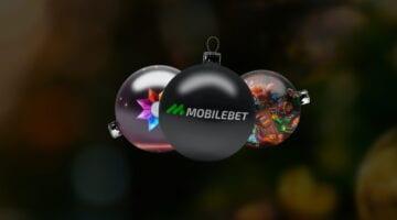 Mobilebetin joulukalenteri tarjoaa lisähyvää peleihin!