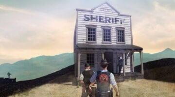 sheriffin tulitaistelu panos