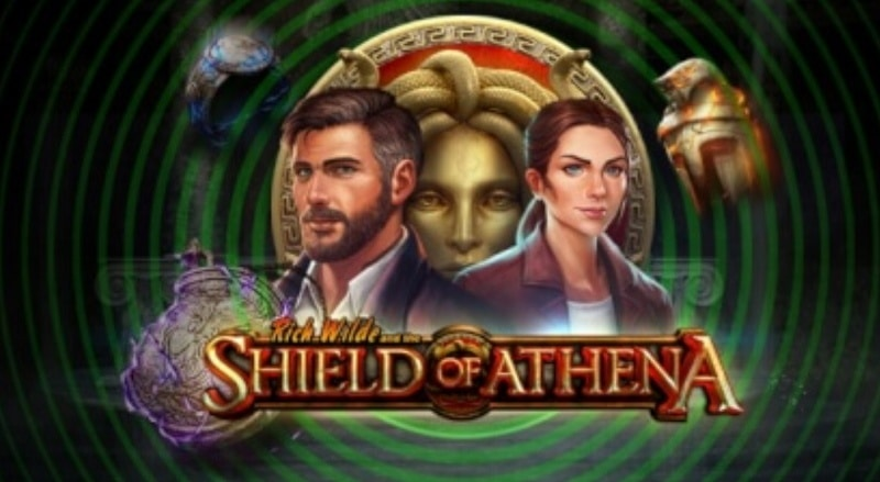 The Rich Wilde and the of Shield of Athena