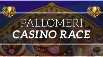 Casino Race -kisan lopputulokset – Kärkisijoista tiukka kamppailu!