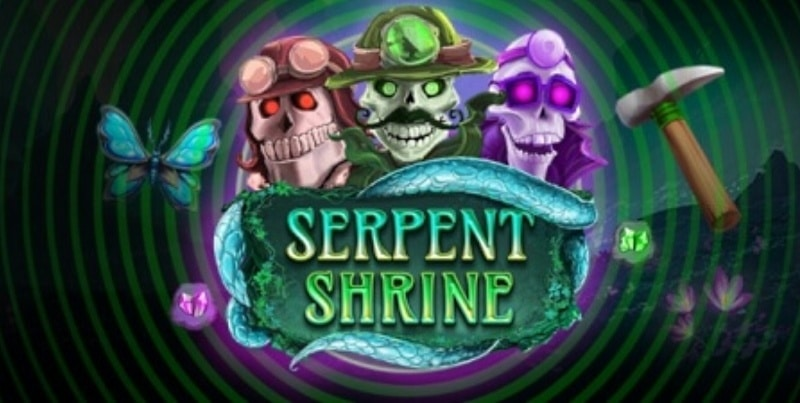 Serpent shrine kolikkopeli