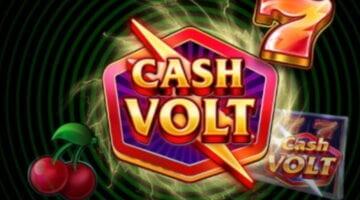 cash volt jackpot peli kolikkopeli
