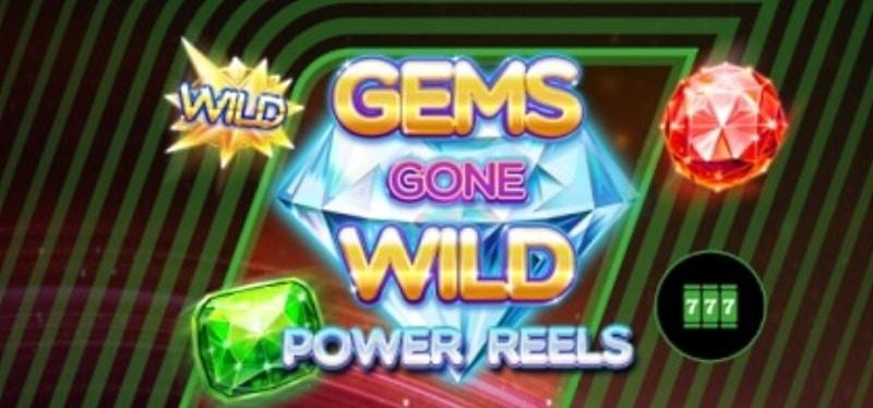 gems gone wild jättipotti