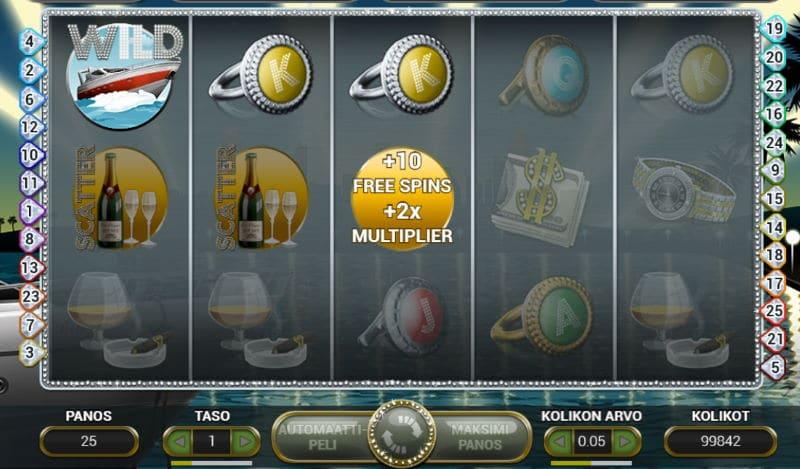 mega fortune ilmaiskierrokset bonus