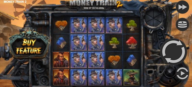 money train kolikkopeli